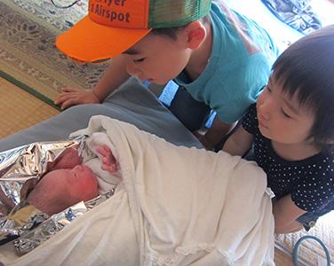 若草助産院でお産の待機してくれる助産師を募集します 日中の待機募集です