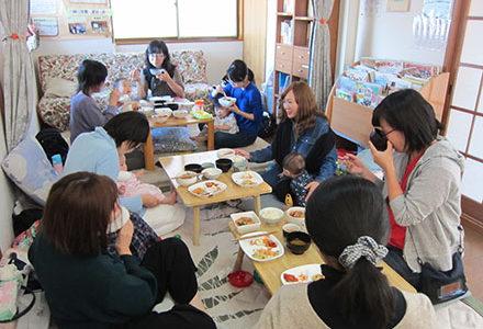 若草ご飯の会 11月