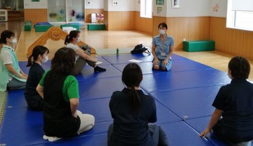 きぼーる 子育て支援館で母乳育児講座開催しました
