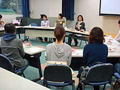国立千葉医療センター産科スタッフとの交流会開催
