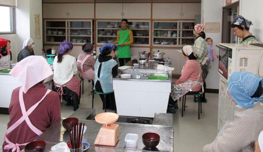 検見川公民館で発酵食品講座を開催しました!