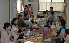 若草助産院「産後の会」を開催しました