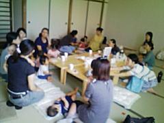 母乳育児応援サークル「はぐはぐ」10月